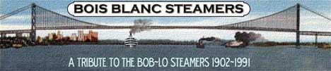 Boblo Steamers